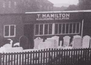 T Hamilton Memorials Storefront